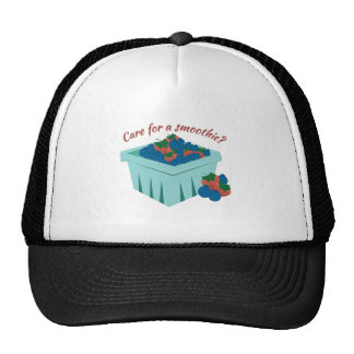 Care for a Smoothie Mesh Hat