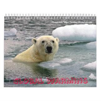 Care Global Warming Calendars