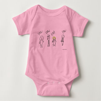 """""""Career Minded"""" Funny Baby Clothing Baby Bodysuit"""