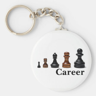 Career Path Key Ring