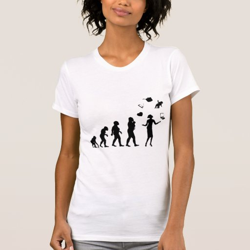 Career Woman Tee Shirts
