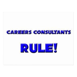 Careers Consultants Rule! Postcard