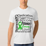 Caregivers Collage Spinal Cord Injury T Shirts