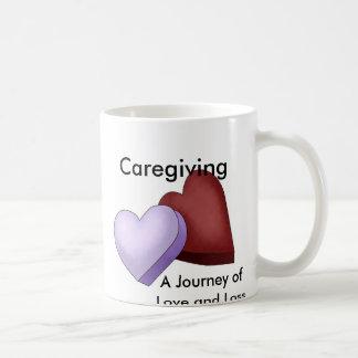 Caregiving, A Journey of Love and Loss Mug