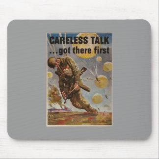 Careless Talk Mousepads