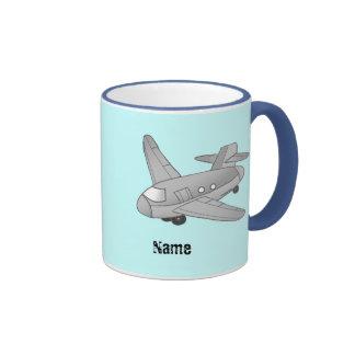 Cargo Plane Coffee Mugs