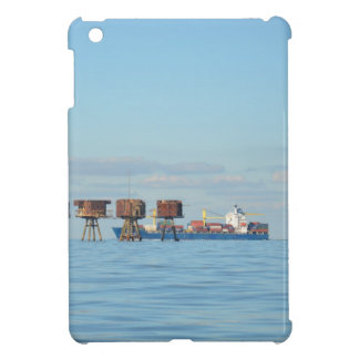 Cargo Ship And Forts iPad Mini Covers