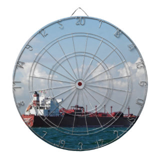 Cargo Ship Clipper Sky Dartboard