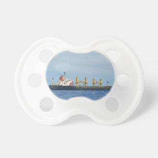 Cargo Ship Infinity Baby Pacifiers