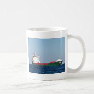 Cargo Ship Muzaffer Ana Coffee Mug