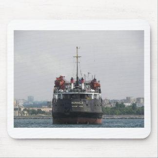 Cargo Ship Nurbala Mouse Mat
