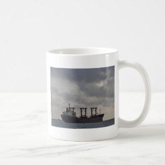 Cargo Ship TK Istanbul Coffee Mug