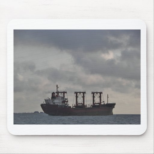 Cargo Ship TK Istanbul Mouse Mats