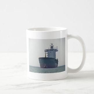 Cargo Ship Yusuf Cepnioglu Coffee Mug