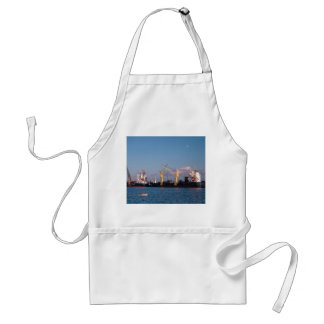 Cargo ships standard apron