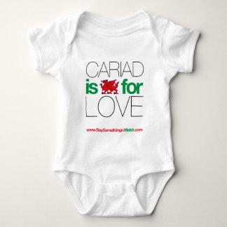 CARIAD BABY BODYSUIT