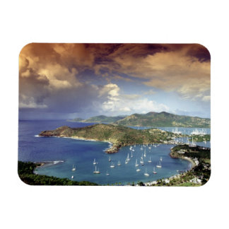 Caribbean, Antigua. Rectangular Photo Magnet