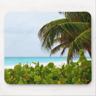 CARIBBEAN BEACH - BARBADOS MOUSE MAT