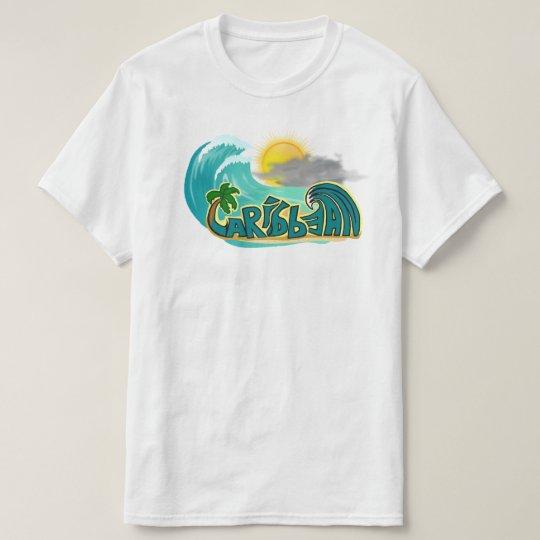 Caribbean Beach Mode T-Shirt