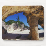 Caribbean, Bermuda, Tucker's Town. Natural Mouse Mat