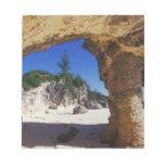 Caribbean, Bermuda, Tucker's Town. Natural Notepad