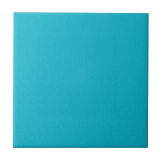 Caribbean Blue Ceramic Tile