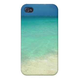 Caribbean Blue Water Tropical iPhone 4 Speck Case Covers For iPhone 4