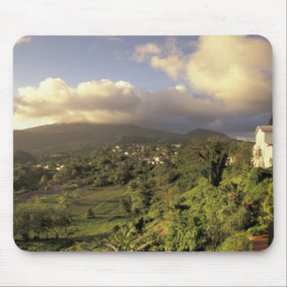 Caribbean, French West Indies, Martinique. Mouse Pad