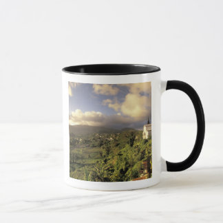 Caribbean, French West Indies, Martinique. Mug