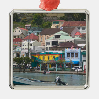 Caribbean, GRENADA, St. George's, St. George's Christmas Ornament