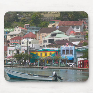 Caribbean, GRENADA, St. George's, St. George's Mouse Mat