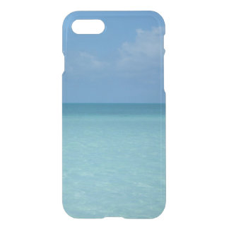Caribbean Horizon Tropical Turquoise Blue iPhone 7 Case