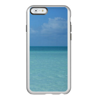 Caribbean Horizon Turquoise Blue Ocean Incipio Feather® Shine iPhone 6 Case