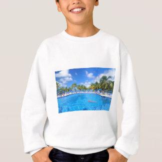 Caribbean islands sweatshirt