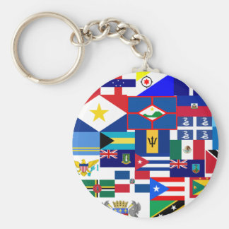 caribbean key ring