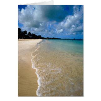 Caribbean, Leeward Islands, Antigua, Dickenson Card