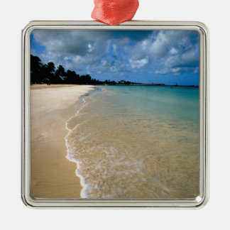 Caribbean, Leeward Islands, Antigua, Dickenson Christmas Ornament