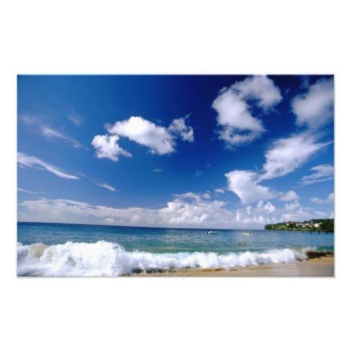 Caribbean, Lesser Antilles, West Indies, 5 Art Photo