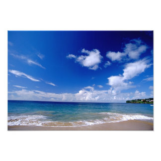 Caribbean, Lesser Antilles, West Indies, Photographic Print