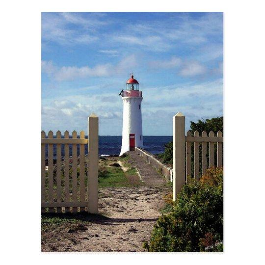 Caribbean Lighthouse Postcard