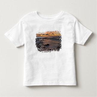 Caribbean Sea, Cayman Islands. Crashing waves 2 Tee Shirt