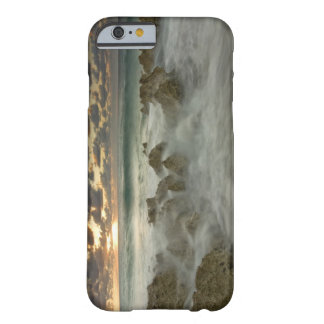 Caribbean Sea, Cayman Islands.  Crashing waves 3 Barely There iPhone 6 Case