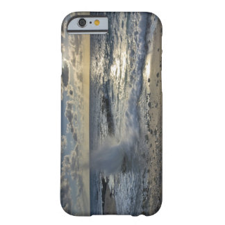Caribbean Sea, Cayman Islands.  Crashing waves Barely There iPhone 6 Case