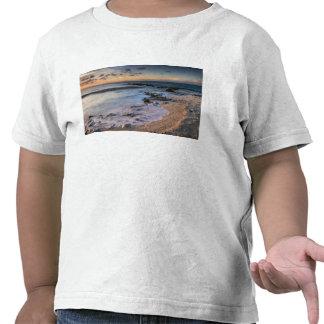 Caribbean Sea Cayman Islands Crashing waves Shirts