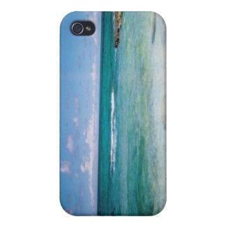 Caribbean sea iphone case iPhone 4 case