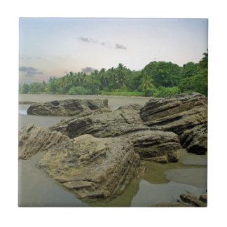 caribbean sea tile