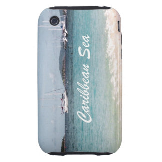Caribbean Sea Tough iPhone 3 Covers