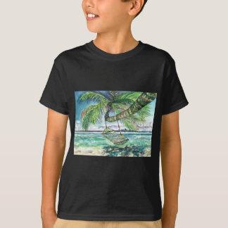 Caribbean Solitude T-Shirt