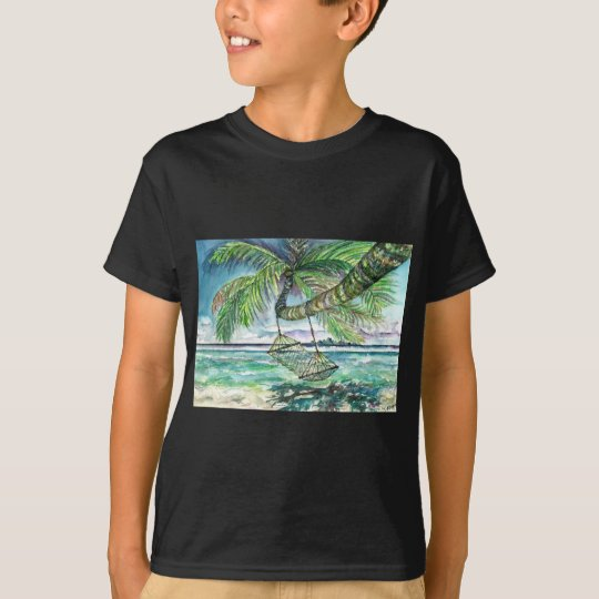 Caribbean Solitude T-Shirt