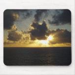 Caribbean Sunrise Mouse Pads